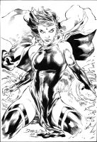 Ravena - Benes Pencil by JPMayer