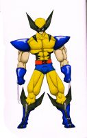 Wolverine by MaQuintus