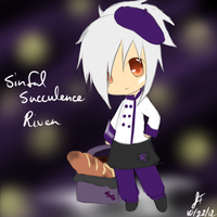 Sinful Succulence Riven by TheMuteMagician