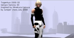 Saiyuki Futuristic: preview by ibr-remote
