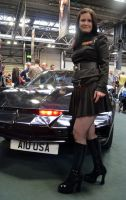 Lady Imperial Officer at Memorabilia 2012 by masimage