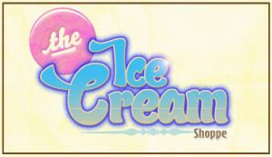 Ice cream Sign by spawker