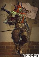 SFTK PC Ogre Alt. Costume backport from xbox360 by moddah