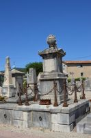 Cemetery in Provence 5 by A1Z2E3R