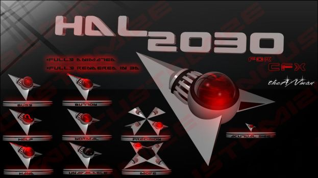 HAL2030 by GrynayS