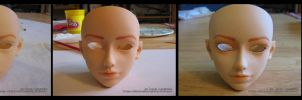 Step by step - Lavern make-up by Hidden-Realms