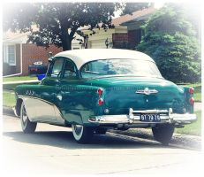 53' Buick by GrotesqueDarling13