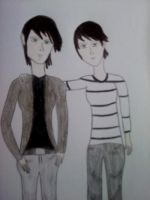 Tegan and Sara by RememberDeath