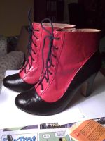 Grell Cosplay Shoes by demykinzluv5434