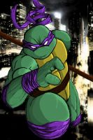 digital donatello by DominicanFlavor