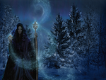 Yule Magic by magicsart
