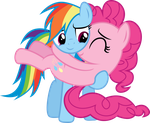 Request: I Love You, Dashie by PaulyVectors