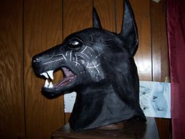 Anubis Mask by Iife