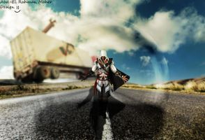 Assassin's Creed Destruction =D by abdomaher