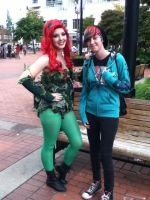 Poison Ivy by rainbow-ariana