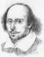 William Shakespeare by delph-ambi