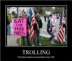 Trolling for Tolerance by crewkid52