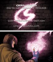 My Business Card by ChrisShields