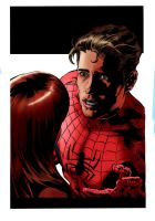 Amazing Spiderman 01 by 626Ghost
