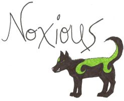 Noxious by Sesshomaru-XD-13