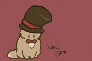 Tophat cat. by JumJums
