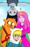 Adventure Time Poster by ChaosWhite180