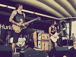 pierce the veil 2 by twinphotography