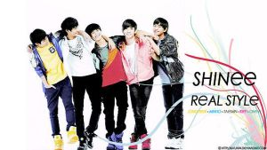 SHINee Real Style by katja94