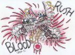 Blood Rush by Grox-12
