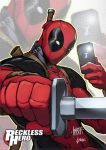 Deadpool Selfie by RecklessHero