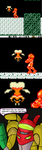 So I'm playing metroid II. When suddenly... by LukeTheeMewtwo