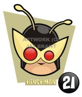 Heads Up Henchman 21 by HeadsUpStudios
