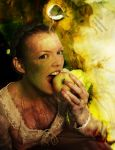 An Apple a Day by peroline