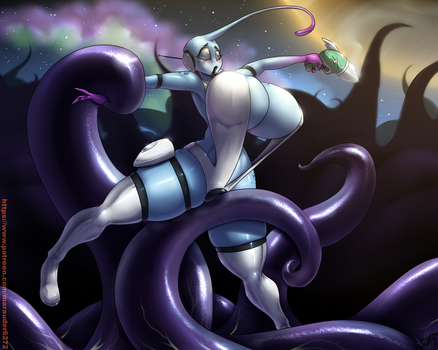 YuLee and the Cosmic Abomination by Marauder6272