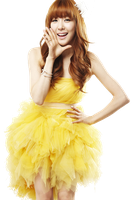 SNSD Tiffany PNG by Kpopified