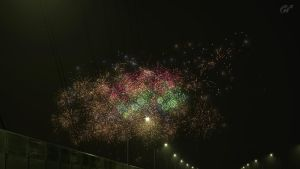 GT5  fireworks at  Special Stage Route 7 by Chernandez2020