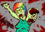 Zombie RD by glue123