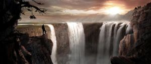 Falls of Glory by MaiAnhTran