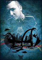 Jump Killer bday poster. by p0piete
