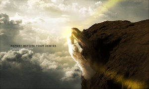 Repent Before Your Demise by Xehehed