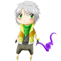 Chibi: Hope Estheim by Thanysa
