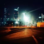 Industrial Explosion by ABXeye
