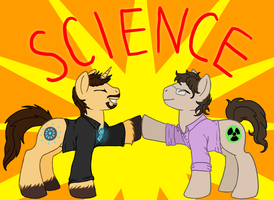 SCIENCE BROHOOF by aisu-isme