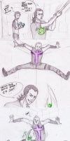 how to make friends Loki style by Sanzo-Sinclaire