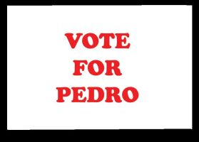 Vote for Pedro by angel401