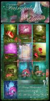 Fairytale Place backgrounds by moonchild-ljilja