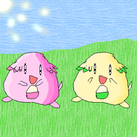 Chansey by sunline