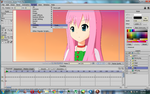Tutorial#1: How to add Fade in Anime Studio Pro by RJAce1014