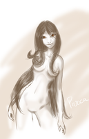 Little Sketch by Piucca