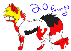 SOLD by Wolfies--Adopts
